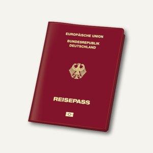 Reisepass-Schutzhülle Document Safe mit Abschirmfolie
