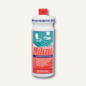 Sanitärreiniger und Kalklöser Milzid mint