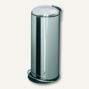 Hailo Tret-Abfallsammler TOPdesign 26, 26 Liter, Edelstahl, 0523-012