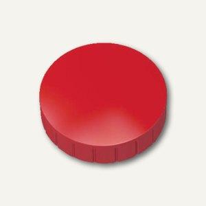 Hebel Solidmagnet, Ø 38 mm, Haftkraft: 2.5 kg, rot, 10 Stück, 6163925