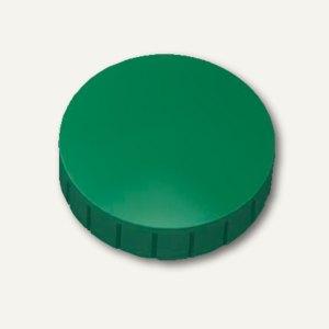 Hebel Solidmagnet, Ø 38 mm, Haftkraft: 1.5 kg, grün, 10 Stück, 6163855