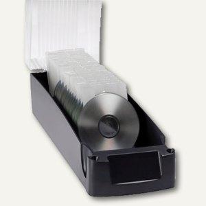 Artikelbild: CD/DVD-Box Whale für 100CDs/DVDs