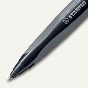 STABILO Kugelschreiber-Ersatzmine, schwarz, 2/046-02