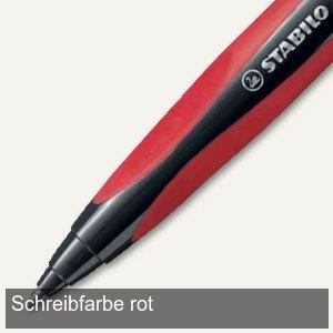 STABILO Kugelschreiber-Ersatzmine, rot, 2/040-02