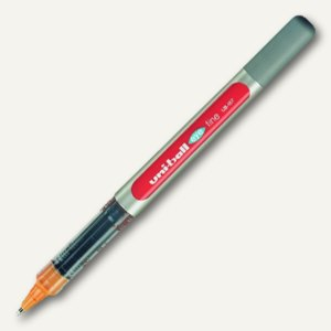 uni-ball Tintenroller eye fine, Strich 0.5 mm, orange, UB-157 O