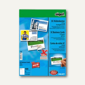 Visitenkarten 3C