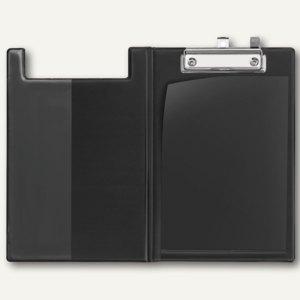 Veloflex Clipboard DIN A5, schwarz, mit Durchschreibschutz, 5 Stück, 4805180