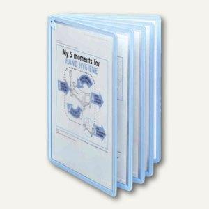 Durable SHERPA PLUS BACTOCLEAN Sichttafel, DINA4, antibakteriell, 5 St., 591306
