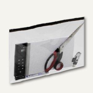 Durable Dokumententaschen ZIP BAG mit Reißverschluss, A5, PVC, 5 Stück, 248001