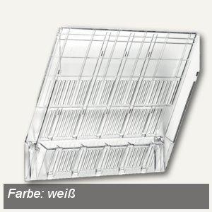 Durable Erweiterung Prospektspender FLEXIBOXX, A4, quer, weiß, 1700761010