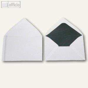 Trauerumschläge, 120 x 180 mm, Nassklebung, weiß, offset, 100 Stück, 2502282