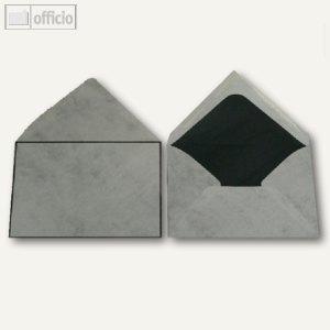 Trauerumschläge, 120 x 180 mm, Nassklebung, grau, offset, 500 Stück, 2502279