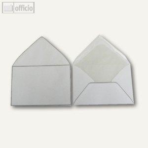 Trauerumschläge, 120 x 180 mm, Nasskleb., weiß, offset, 100 Stück, 2502277