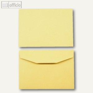 Kuvertierhüllen, 114 x 162 mm, Nassklebung, braun, natron, 1000 Stück, 2507033