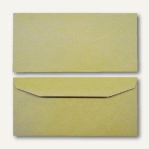 Kuvertierhüllen - C6/5, 114x229mm, 80g/m², Natron, braun, 1.000St., 2507072