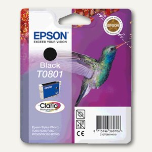 Tintenpatrone T0801