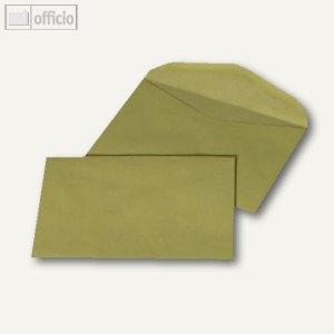 Kuvertierhüllen DIN B6, 125 x 176 mm, Nasskleb., recycl., grün, 1000 St., 250212