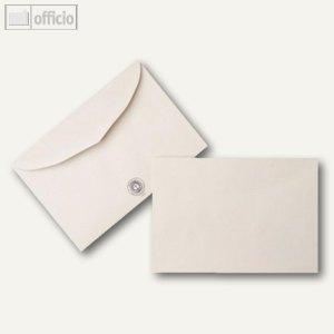 Kuvertierhüllen DIN B6, 125 x 176 mm, Nasskleb., recycl., grau, 1000 St., 250209