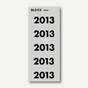 Inhaltsschilder Jahreszahl 2013