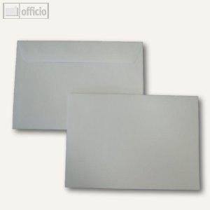 Kuvertierhüllen DIN B5, 176 x 250 mm, Nasskleb., weiß, offset, 500 St., 250300