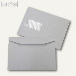 Kuvertierhüllen DIN B5, 176 x 250 mm, Nasskleb., weiß, offset, 500 St., 250331