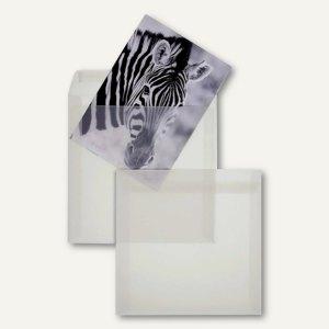 Briefumschläge 150 x 150 mm