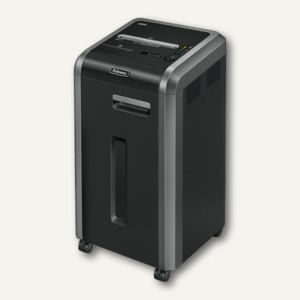 Fellowes Aktenvernichter 225Mi, mobil, Micropartikel 2 x 12 mm, 4620101