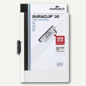 Klemmmappen DURACLIP 30