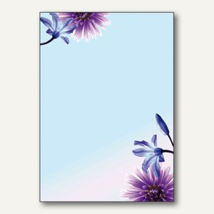 Artikelbild: Motiv-Papier Blue Emotion