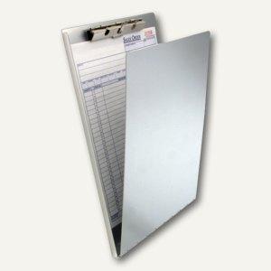Artikelbild: Aluminium Klemmbrett mit Zwischenablage