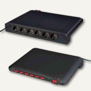 Brennenstuhl Notebook-Ständer Power Manager, 6-fach, 1150060