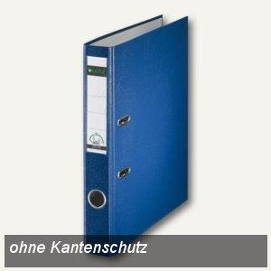 LEITZ Kunststoffordner 180°, Rückenbreite 52 mm, blau, PP, 1016-50-35