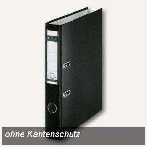 LEITZ Kunststoffordner 180°, Rückenbreite 52 mm, schwarz, 1016-50-95
