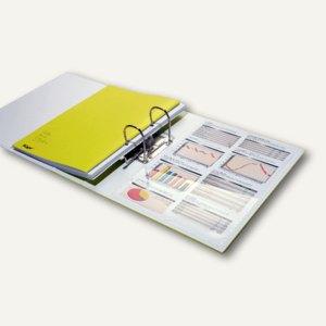 Durable Selbstklebetasche Pocketfix, 212 x 122 mm, transparent, 100St., 828519