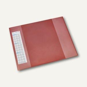 Läufer Schreibunterlage DURELLA D2 - 65 x 52 cm, Kalender, rot, 42654