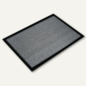 DOORTEX Schmutzfangmatte VALUEMAT, Innenbereich, 60 x 80 cm, grau, FC46080VALGR