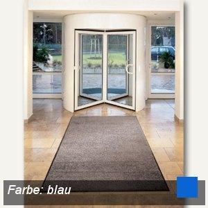 DOORTEX Schmutzfangmatte ADVANTAGEMAT, 60 x 180 cm, blau, FC460180PPMRBL