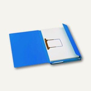 Artikelbild: Kombimappe Secolor/ DIN A4 blau Karton 270 g/qm