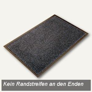 DOORTEX Schmutzfangmatte ULTIMAT, 120 x 600 cm, grau, FC4120600ULTGR