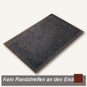 DOORTEX Schmutzfangmatte ULTIMAT, 120 x 600 cm, braun, FC4120600ULTBR