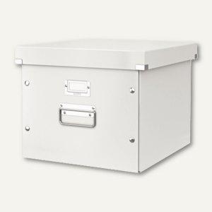 LEITZ Hängeregistratur-Box Click & Store, weiß, 6046-00-01