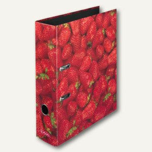 Artikelbild: Motivordner maX.file World of Fruits Erdbeere