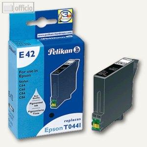 Pelikan Tintenpatrone E42, schwarz 13 ml, 342393