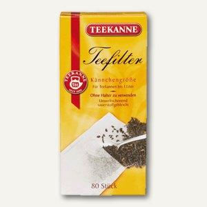 TEEKANNE Teefilter, 80 Stück, 5757