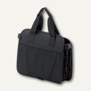 ME AND MY Einkaufstasche, faltbar, Isolierfach, 62 x 31 x 27 cm, schwarz, 39300