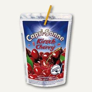 Capri-Sonne Fruchtsaftgetränk Kirsch, 10x 0,2 l, 338607