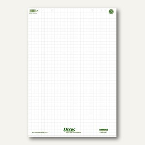 Green Flipchart-Block - recycling