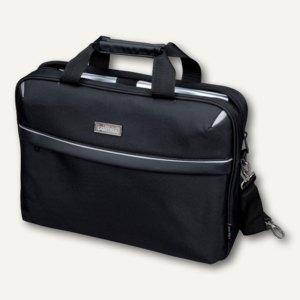 Lightpak Laptoptasche SIERRA, Polyester, schwarz, 46112