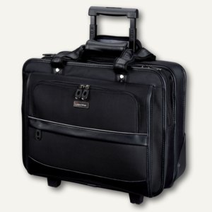 Lightpak Business Laptop Trolley LIDO, 1680D Nylon, schwarz, 92707