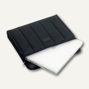 Lightpak Laptopcover CASSINO, Nylon, schwarz, 46007